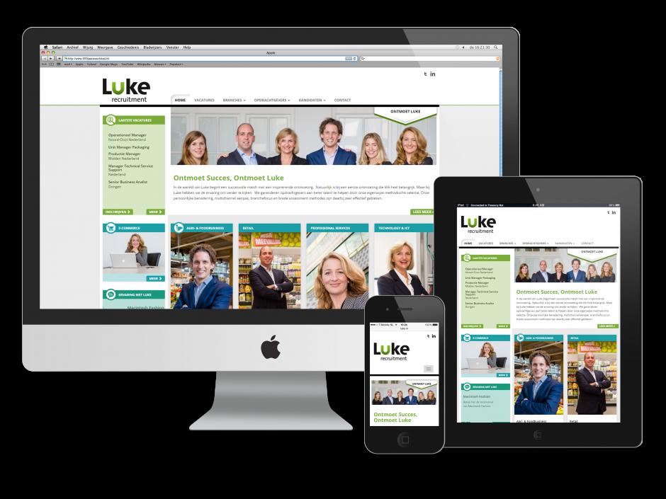 Website Luke Recruitment